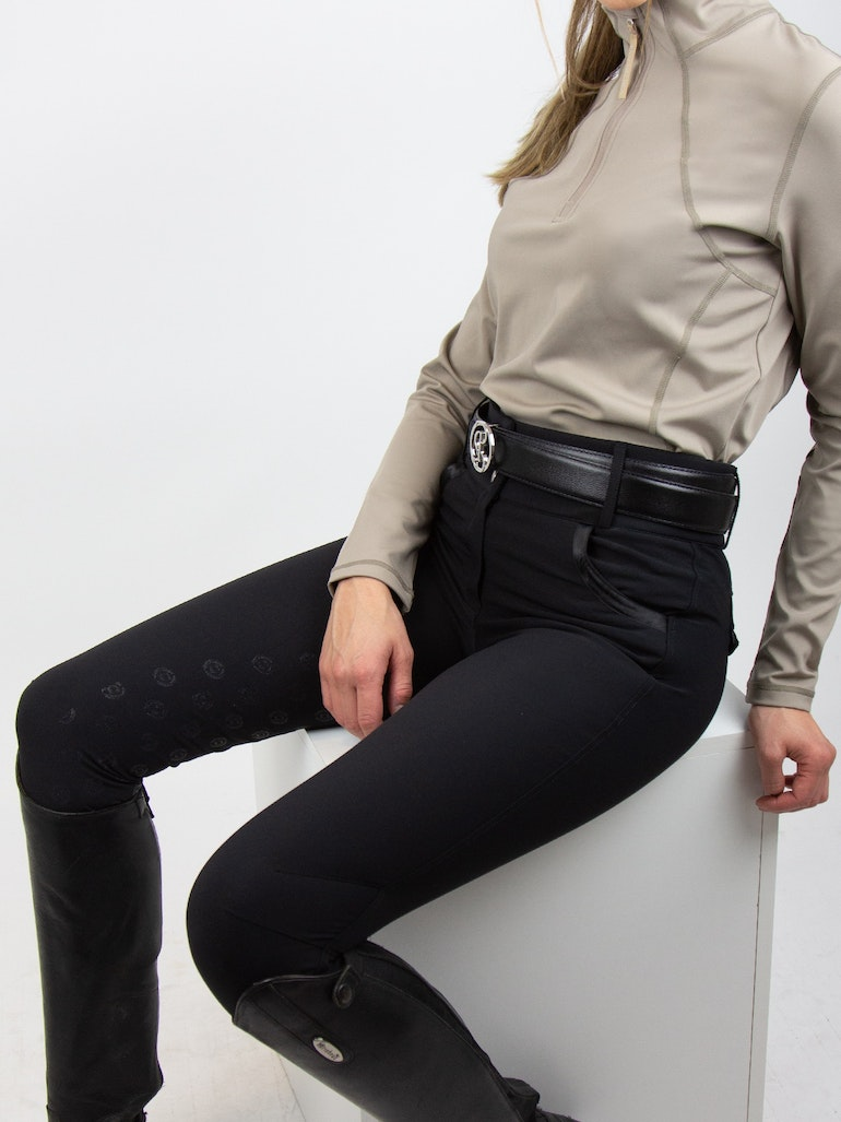 How to wear it Nathalie Breeches