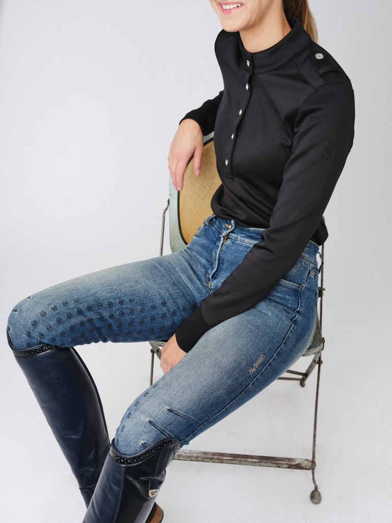 How to wear it Maggie Breeches