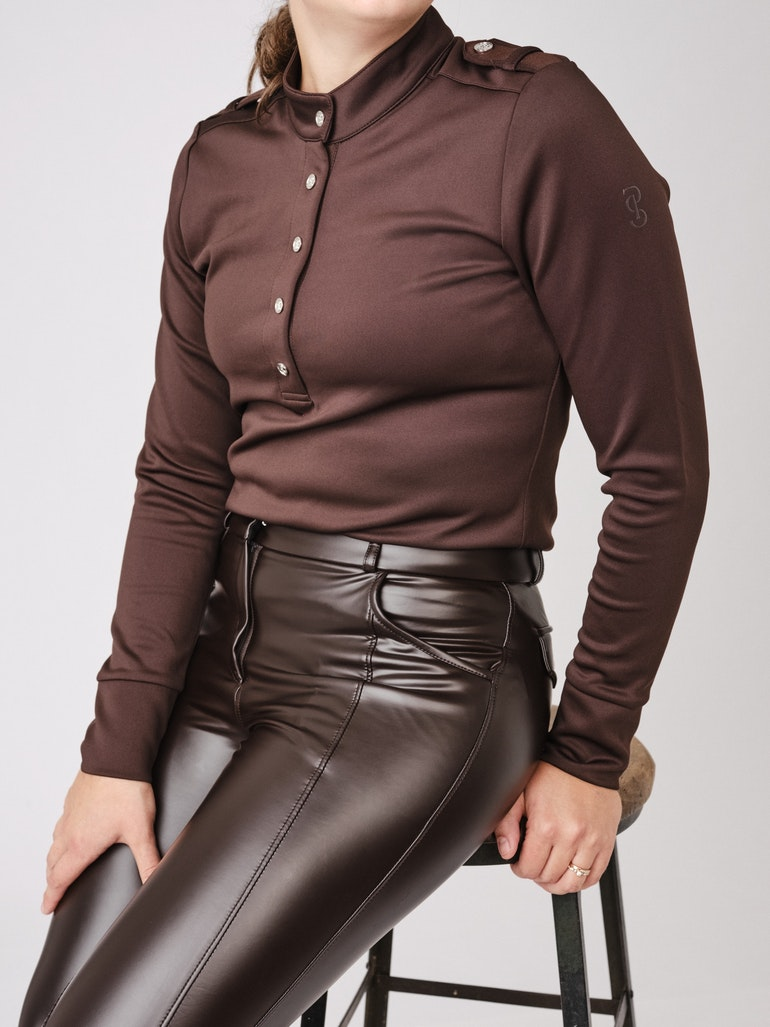 How to wear it Carmen Base Layer