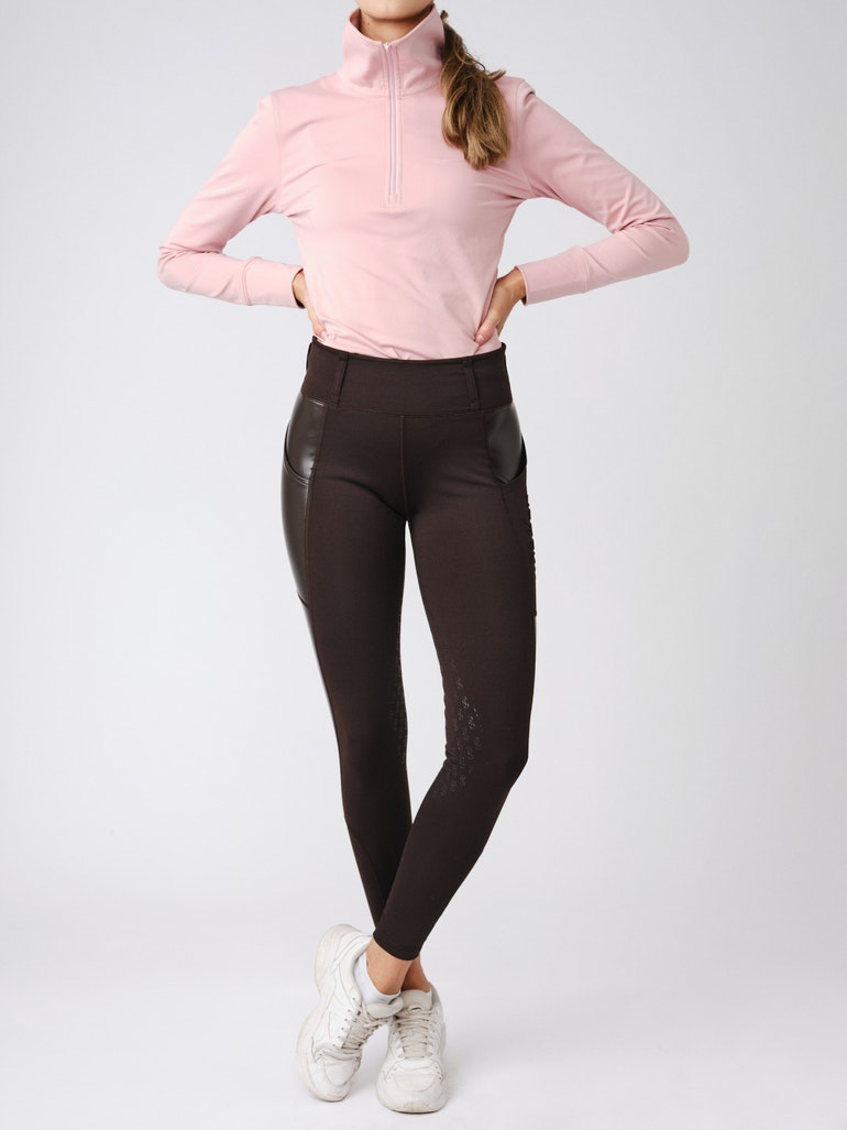 How to wear it Cindy Riding Tights