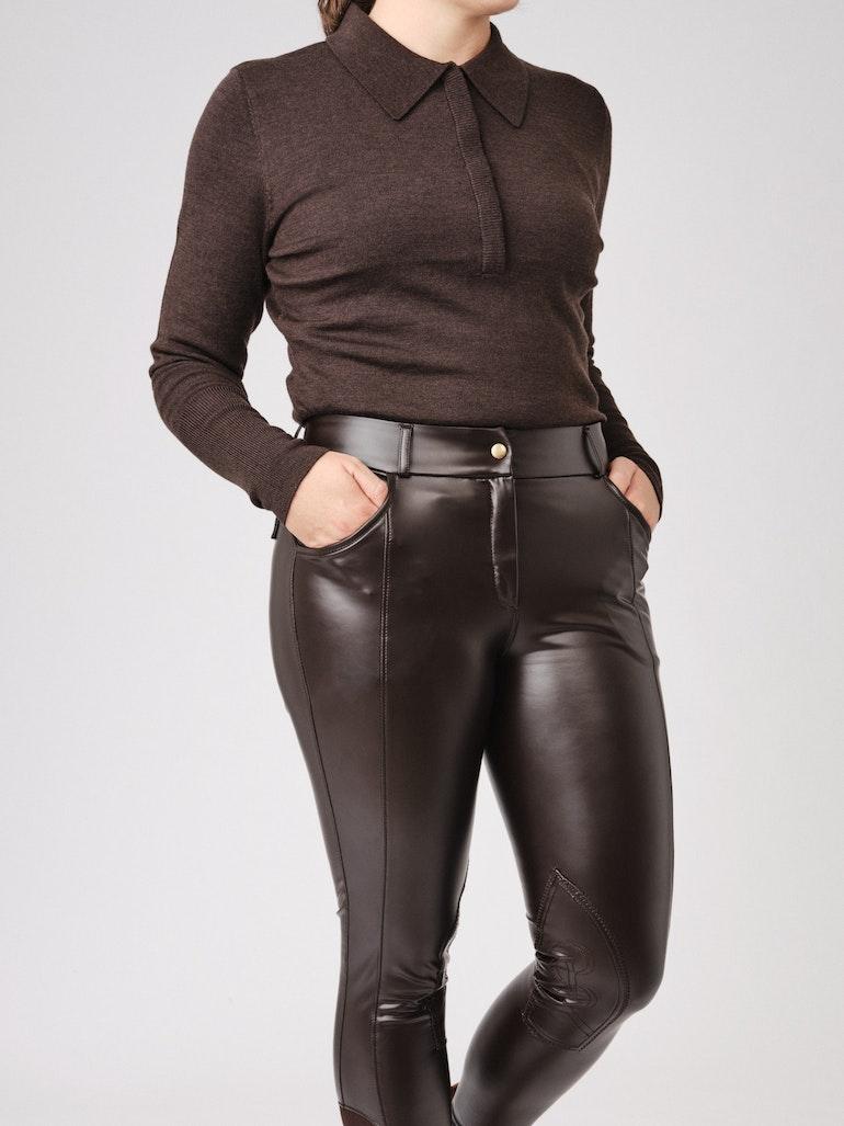How to wear it Cardi Breeches