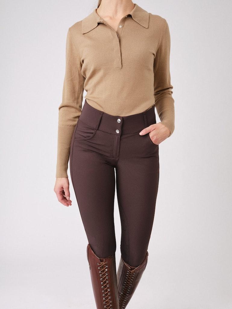 How to wear it Hailey Fine Knit Sweater
