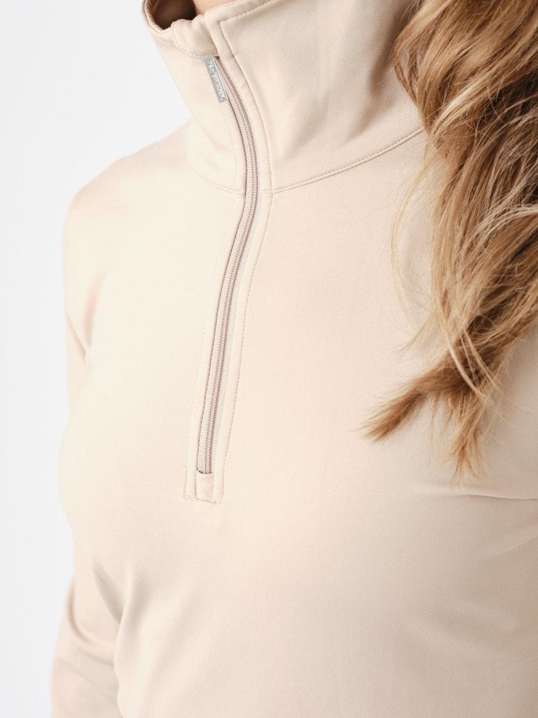 Grace Half Zip Sweater
