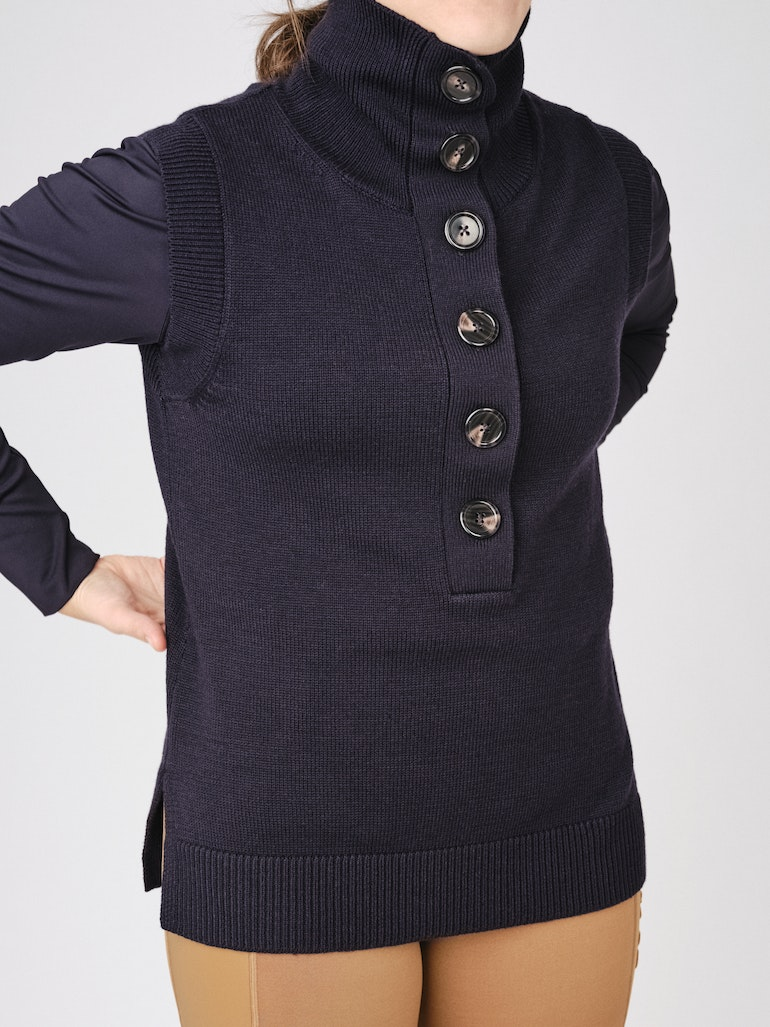 Ria Knitted Vest