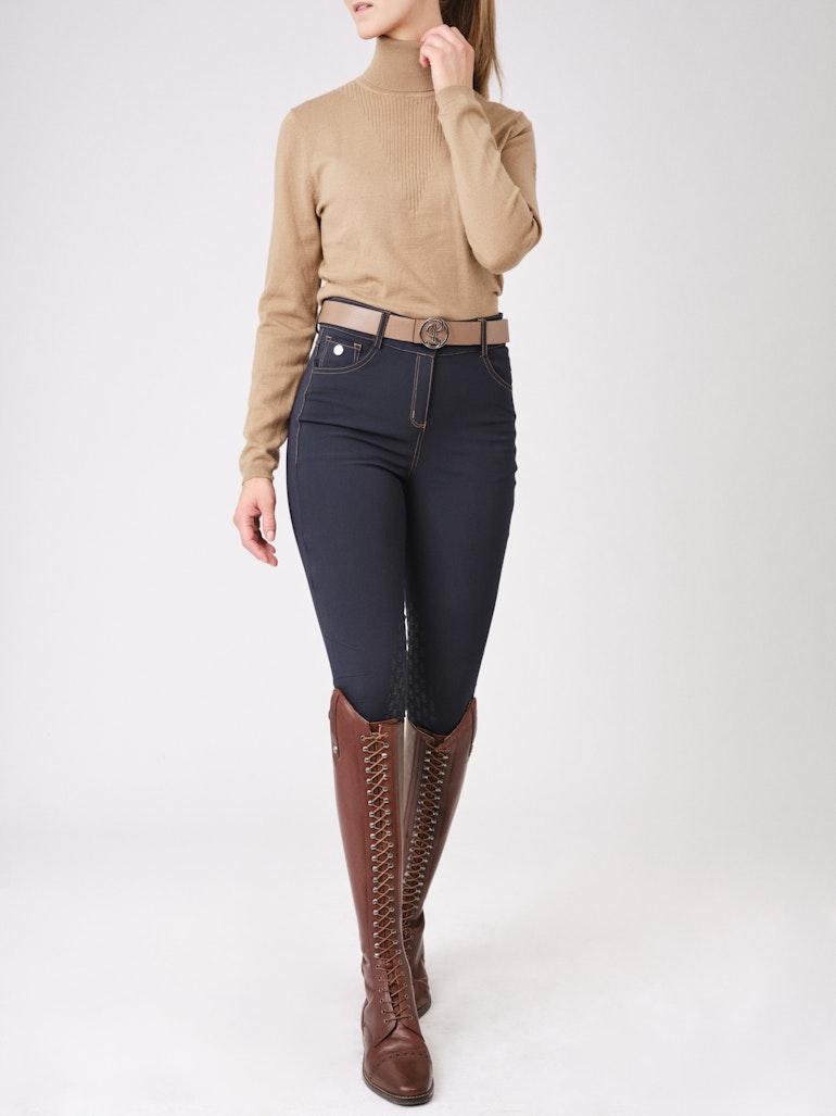 Tara Fine Knit Sweater