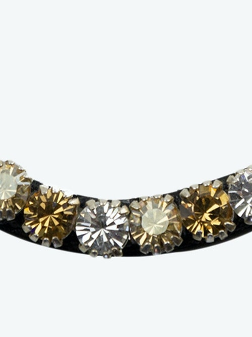 Browband Sleek Gold